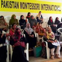 PMI Montessori, karachi
