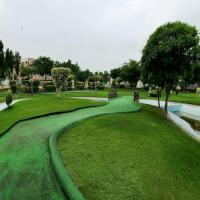Bahria Country Club Mini Golf Course, lahore